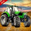Farming Simulator 19- Real Tractor Farming game иконка