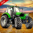 APK Farming Simulator 19- Real Tractor Farming game