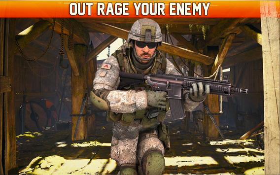 military commando shooter 3d apk download - free action game for