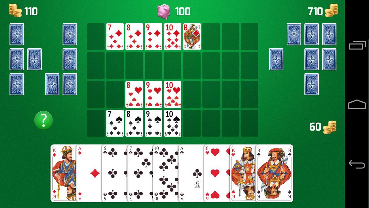 Карты играть девяточка онлайн покер без установки