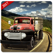 Offroad Extreme Cargo Truck Driving Simulator 17 icon