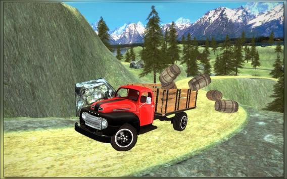 Offroad Extreme Cargo Truck Driving Simulator 17 apk screenshot