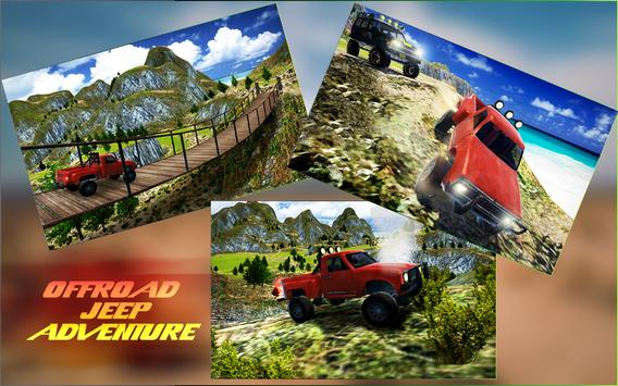 OffRoad Jeep Adventure 2016 poster