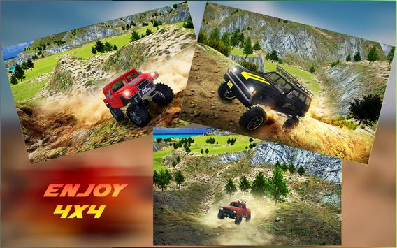 OffRoad Jeep Adventure 2016 apk screenshot