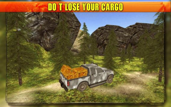 Offroad Truck Simulator 2017 apk screenshot