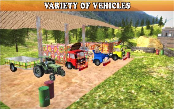 Pak Truck Driver 2 poster