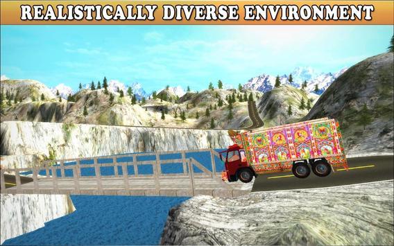 Pak Truck Driver 2 apk screenshot