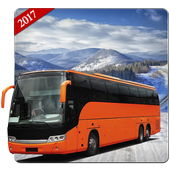 Snow Bus Driver icon