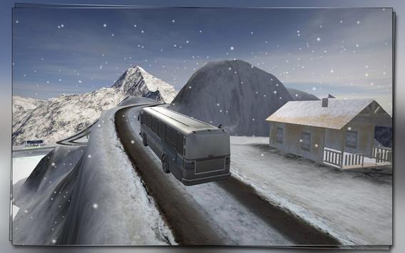 Snow Bus Driver apk screenshot