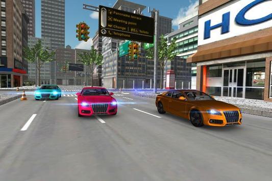 Xtreme Car Racing 2018 screenshot 1