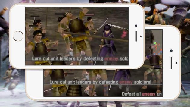 Legend Of Samurai Warrior apk screenshot