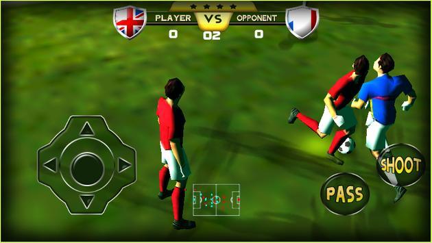 Soccer Football Dream 2015 apk screenshot