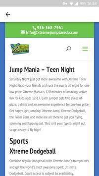 Xtreme Jump Laredo screenshot 3