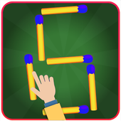 Matches Maths Puzzle icon
