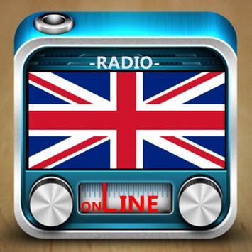 UK Gravity FM Radio poster