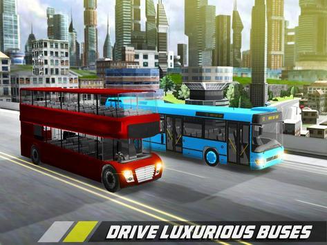 Bus Simulator - 2017 poster