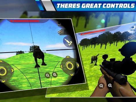 Dino Hunter - 2017 apk screenshot