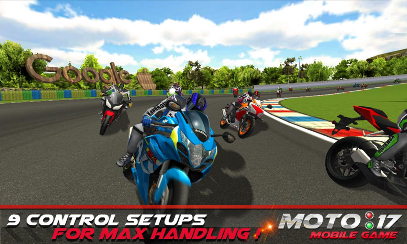 9 Bike racing games android