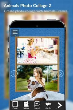 Animals Photo Collage 2 apk screenshot