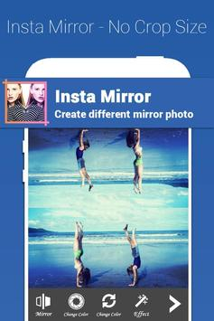 Square Mirror - No Crop Size apk screenshot