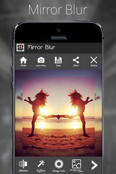Mirror Blur - Photo Editor apk screenshot