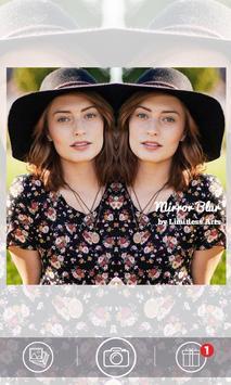 Mirror Blur - Photo Editor poster
