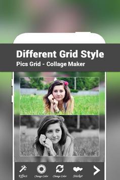 Pics Grid screenshot 3