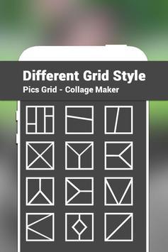 Pics Grid screenshot 1