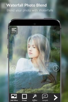 Waterfall Photo Blend apk screenshot