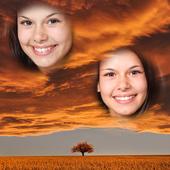 Tree Photo Collage Frames icon