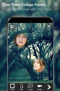 Tree Photo Collage Frames apk screenshot