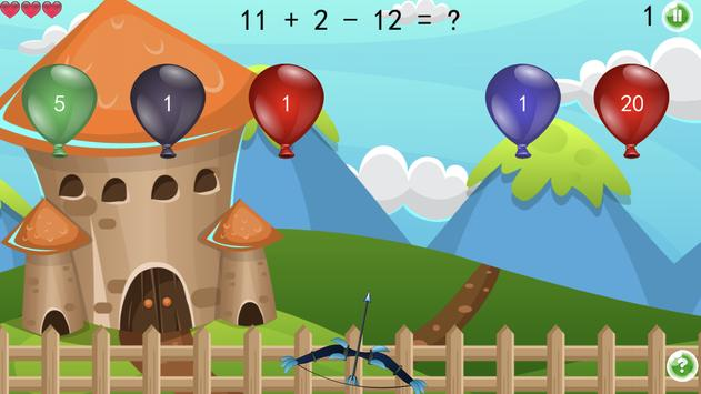 Learning in Game:Math and Chinese screenshot 3