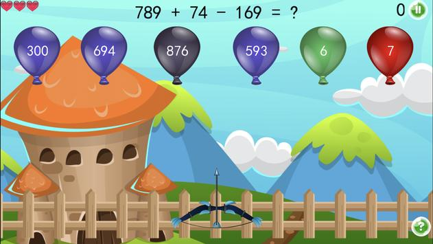 Learning in Game:Math and Chinese screenshot 4