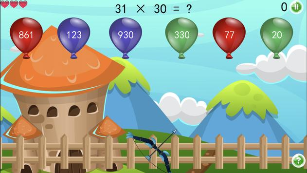 Learning in Game:Math and Chinese screenshot 5