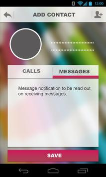 Infoner - missed call app screenshot 2