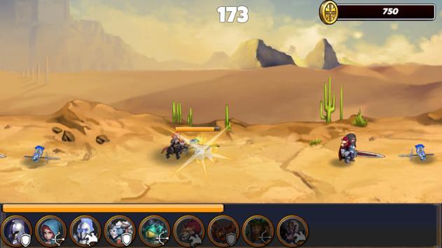 MonsterWar: Defense apk screenshot