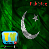 TV GUIDE Pakistan ON AIR icon