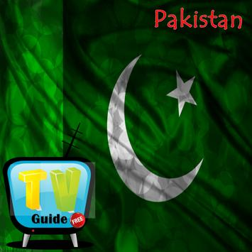 TV GUIDE Pakistan ON AIR poster