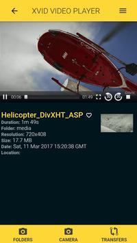 Xvid Player screenshot 1