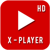 XXX Video Player - X Player HD icon