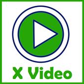 X HD Video Player - XXX HD Video Player icon