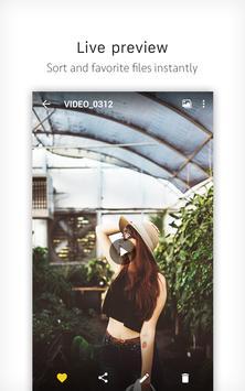 V Camera-Beauty Camera, Music Video, PIP apk screenshot