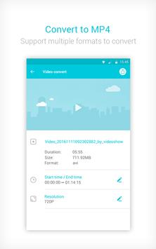 Video to MP3 Converter,Video Compressor-VidCompact apk screenshot