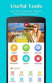 VideoShow Video Editor, Video Maker, Beauty Camera poster
