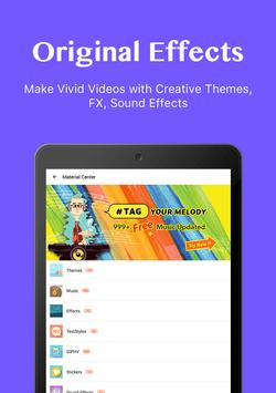 VideoShow - Video Editor, Video Maker with Music apk screenshot