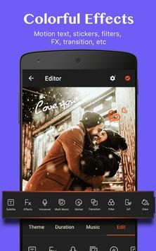 VideoShow screenshot 4