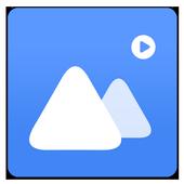 Gallery,Slideshow Maker icon