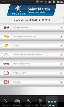 Saint Martin Peugeot apk screenshot