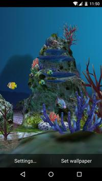 3D Aquarium Live Wallpaper HD screenshot 6