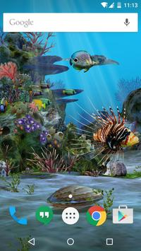 3D Aquarium Live Wallpaper HD screenshot 7